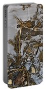 Apparitions On Ice Portable Battery Charger