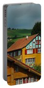 Appenzell Famous Windows Portable Battery Charger