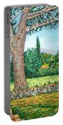 Appia Antica, View, 2008 Portable Battery Charger