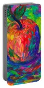 Apple A Day Portable Battery Charger