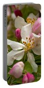 Apple Blooms Portable Battery Charger
