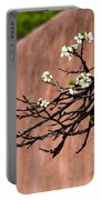 Apple Blossom Branch Portable Battery Charger