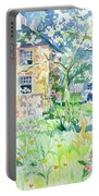 Apple Blossom Farm Portable Battery Charger
