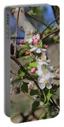 Apple Blossom Hill Portable Battery Charger