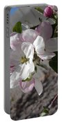 Apple Blossoms 3 Portable Battery Charger