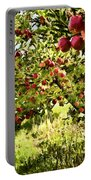 Apple Orchard Portable Battery Charger