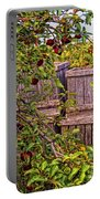 Apple Orchard Harvest Portable Battery Charger
