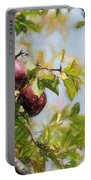 Apple Pickin' Time Portable Battery Charger