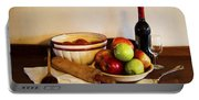 Apple Pie Impressions Portable Battery Charger