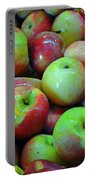 Apples Apples And More Apples Portable Battery Charger