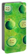 Apples In Halves Portable Battery Charger