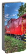 Appomattox Park Caboose Portable Battery Charger