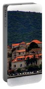 Approaching Korcula Portable Battery Charger