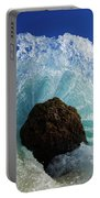 Aqua Dome Portable Battery Charger by Sean Davey