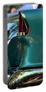 Aqua Marine Blue Chevy Portable Battery Charger