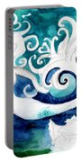 Aqua Mermaid Portable Battery Charger