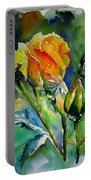 Aquarelle Portable Battery Charger by Elise Palmigiani