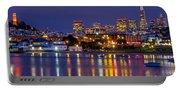 Aquatic Park Blue Hour Portable Battery Charger