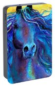 Arabian Horse #3  Portable Battery Charger