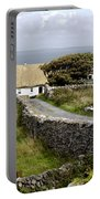 Aran Cottage Portable Battery Charger