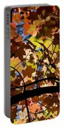 Arboretum Fall Portable Battery Charger