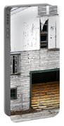 Arcadia Florida State Livestock Market Entrance Poster Look Usa Portable Battery Charger