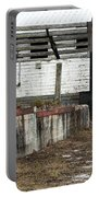 Arcadia Florida State Livestock Market I Poster Look Portable Battery Charger