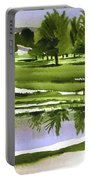 Arcadia Valley Country Club Dramatic Portable Battery Charger