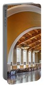 Arch At La Union Station Portable Battery Charger
