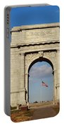 Arch At Valley Forge Portable Battery Charger