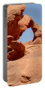 Arch At Valley Of Fire State Park Portable Battery Charger