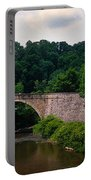 Arch Bridge Across Casselman River Portable Battery Charger