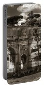 Arch Of Contantine Portable Battery Charger