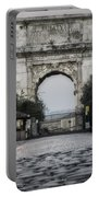 Arch Of Titus Morning Glow Portable Battery Charger