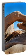 Arch Rock - Joshua Tree National Park  Portable Battery Charger