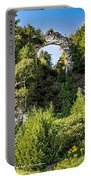 Arch Rock Mackinac Island Michigan Portable Battery Charger