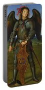 Archangel Michael Portable Battery Charger