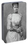 Archduchess Marie Valerie Of Austria Portable Battery Charger