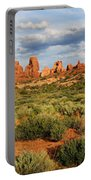 Arches National Park Panorama Portable Battery Charger