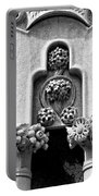 Architectural Detail - Barcelona - Spain Portable Battery Charger