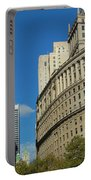 Architecture In New York City Portable Battery Charger