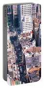 Architecture New York Ny Usa Portable Battery Charger
