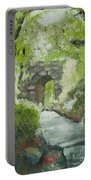Archway In Central Park Portable Battery Charger