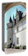 Archway View Chateau Amboise Portable Battery Charger