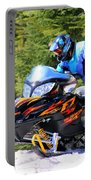 Arctic Cat Snowmobile Portable Battery Charger