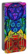 Arcturian Conjunction Grid Portable Battery Charger