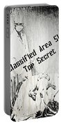 Area 51 Declassified Portable Battery Charger