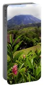 Arenal Costa Rica Portable Battery Charger