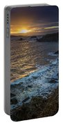 Ares Estuary Mouth Galicia Spain Portable Battery Charger