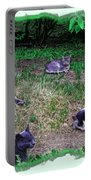 Argentina Cat Park Portable Battery Charger